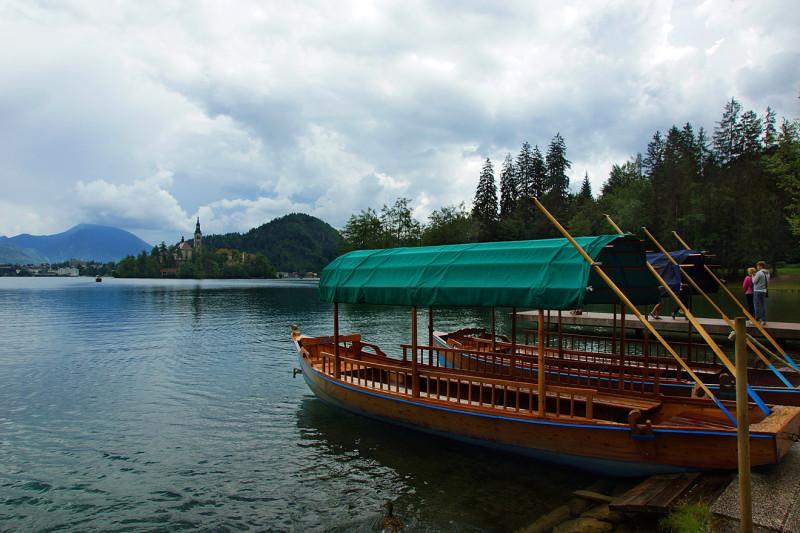 Озеро Блед, Бледский Замок, Словения (11).JPG