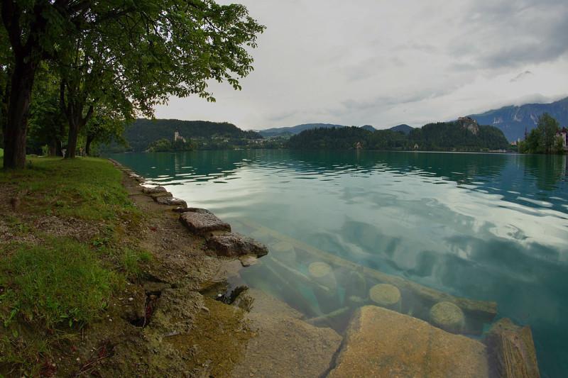 Озеро Блед, Бледский Замок, Словения (13).JPG