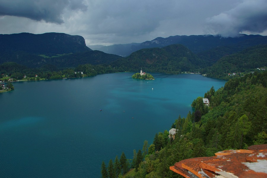 Озеро Блед, Словения (7).JPG