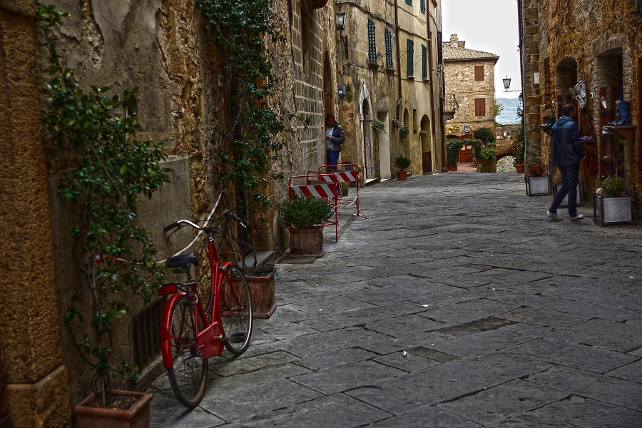 Тоскана, Пиенца,  Tuscany, Pienza (3)