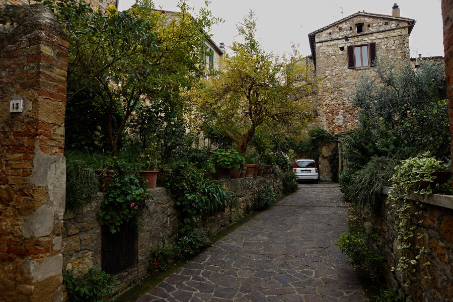 Тоскана, Пиенца,  Tuscany, Pienza (4)