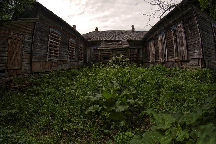 Деревня Церковище, Река Усвяча (1)