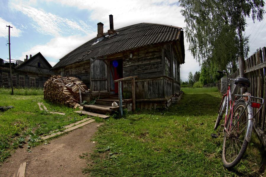 Деревня Церковище, Река Усвяча (2)
