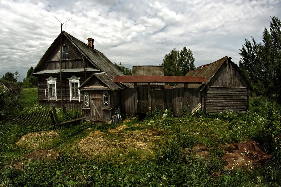Деревня Церковище, Река Усвяча (3)