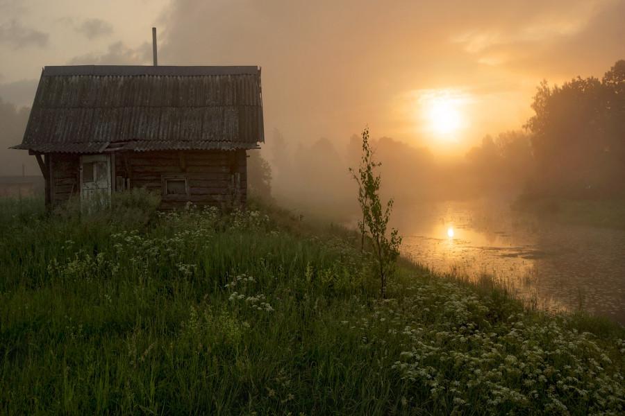 Деревня Церковище, Река Усвяча (8)