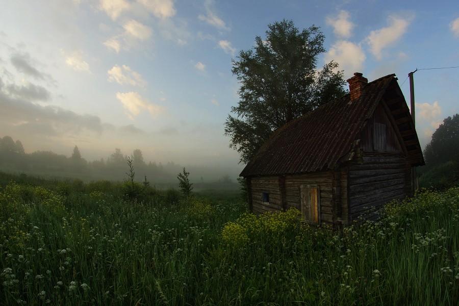 Деревня Церковище, Река Усвяча (9)