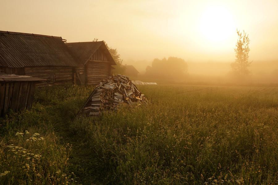Деревня Церковище, Река Усвяча (11)