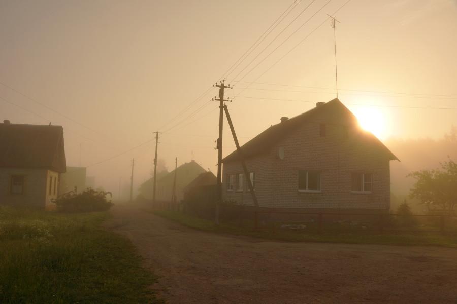 Деревня Церковище, Река Усвяча (14)