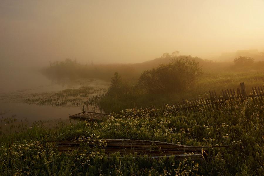 Деревня Церковище, Река Усвяча (15)