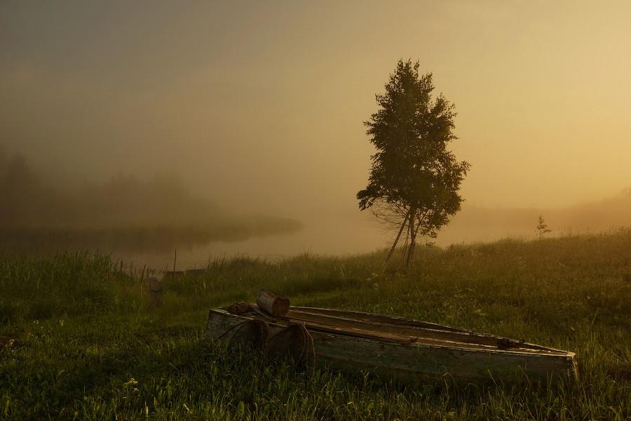 Деревня Церковище, Река Усвяча (17)