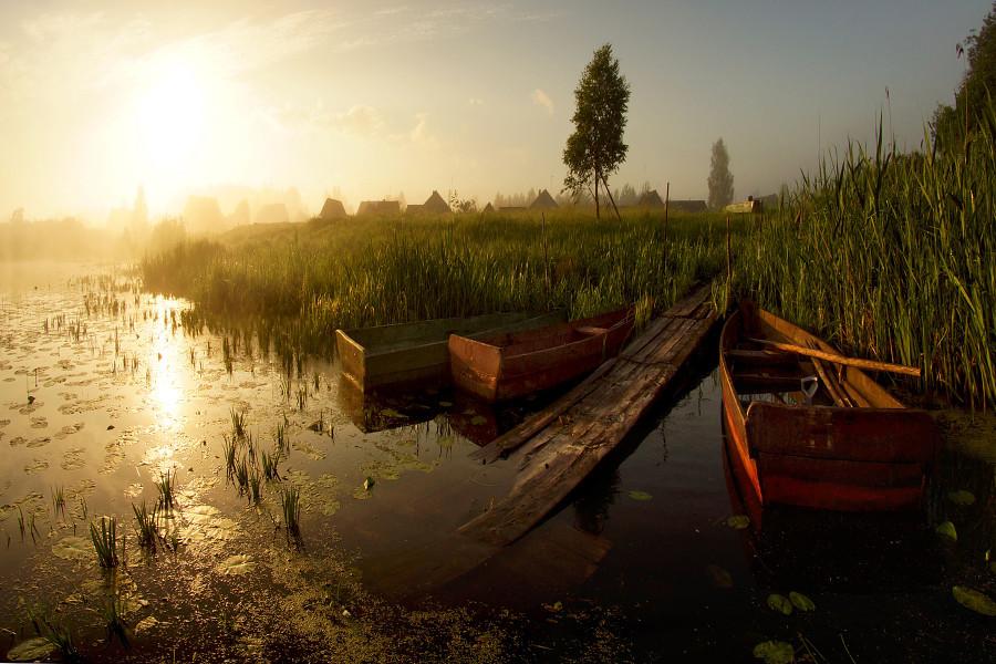 Деревня Церковище, Река Усвяча (18)