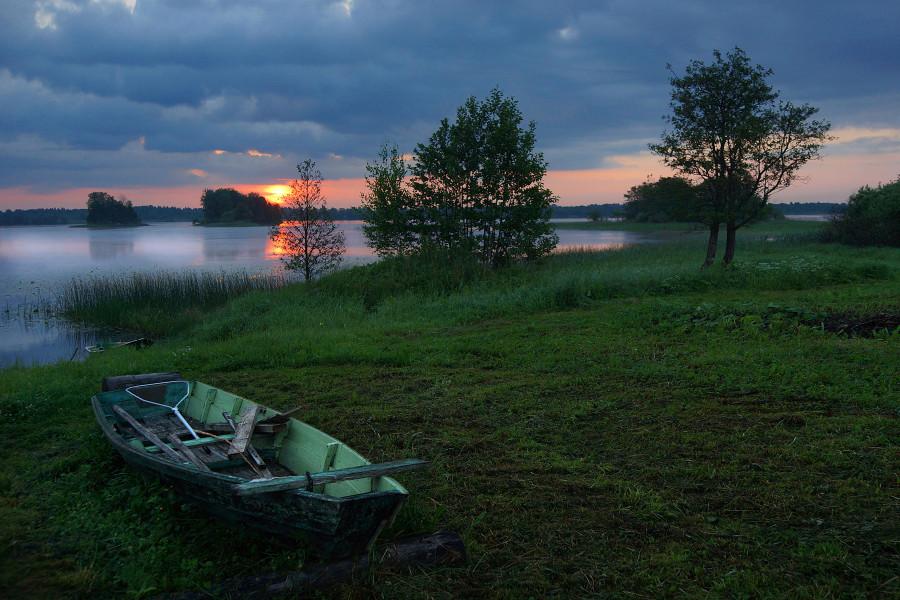 Озеро Ордосно, Турное (1)