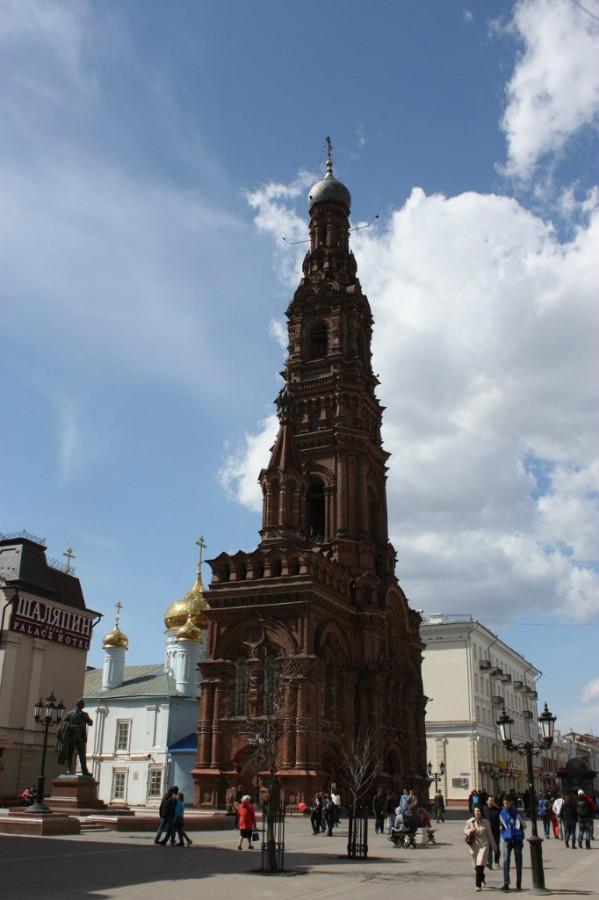 Церковь на Баумана