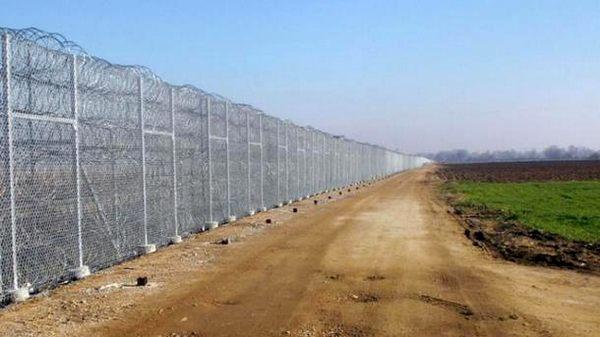 Пограничники Украины завершают строительство «Стены» в Харьковской области