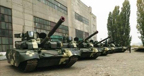 Из Харькова очередная партия танков «Оплот» уйдет в Таиланд