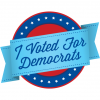 i voted for dems