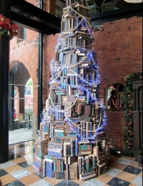 Blue Book Tree