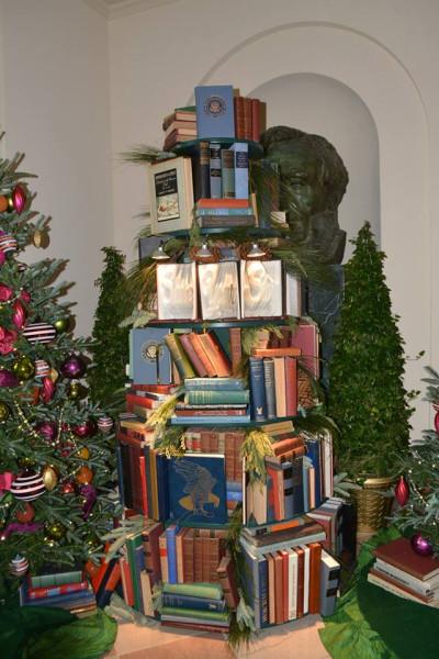 White House Book Tree
