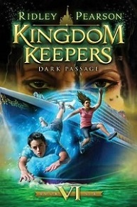 Pearson - Kingdom Keepers