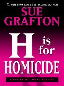 Grafton - H Is for Homicide