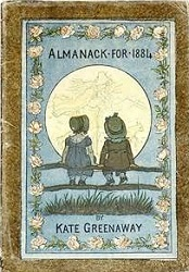 Greenaway - Almanack for 1884