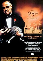 The Godfather, by Francis Ford Coppola