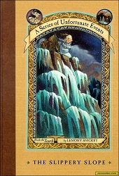 Snicket - The Slippery Slope (Series of Unfortunate Events)