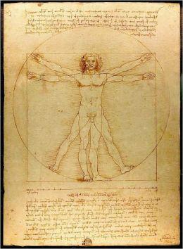 Da Vinci Notebook Drawing