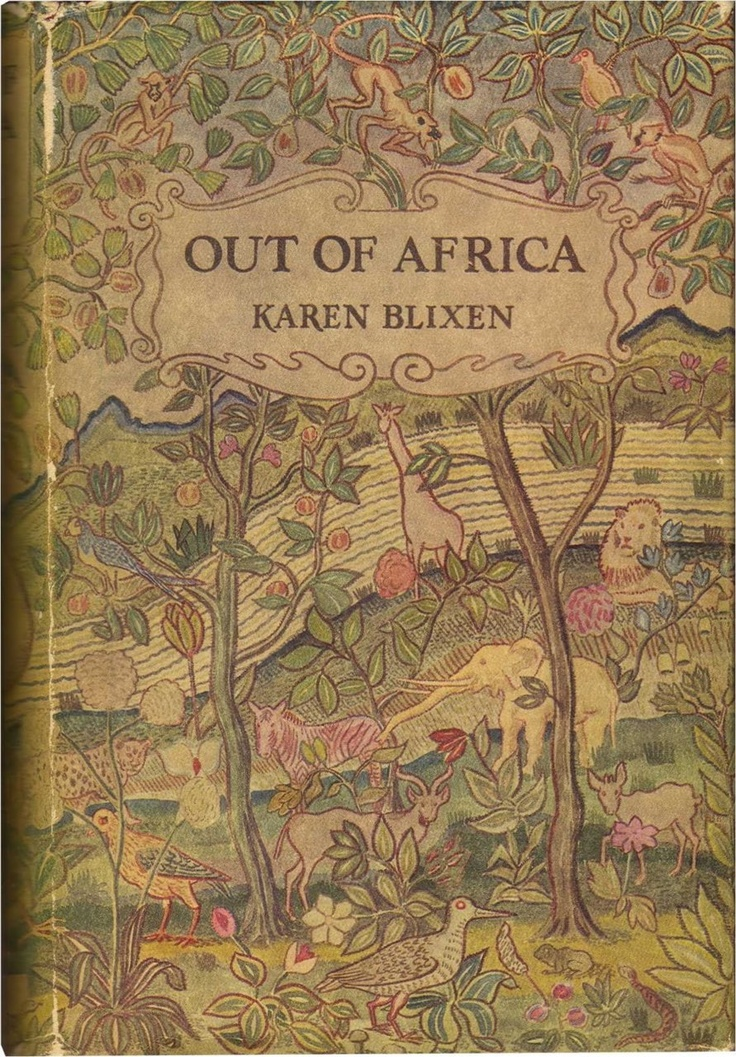 Blixen - Out of Africa