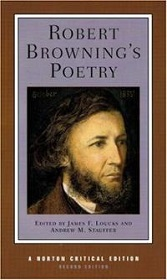 Browning - Robert Brownings Poetry