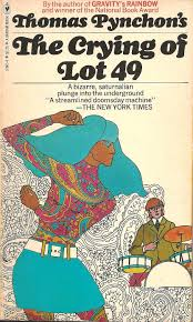 Pynchon - Crying of Lot 49