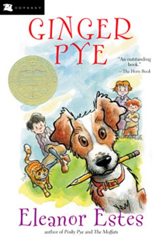 Estes - Ginger Pye