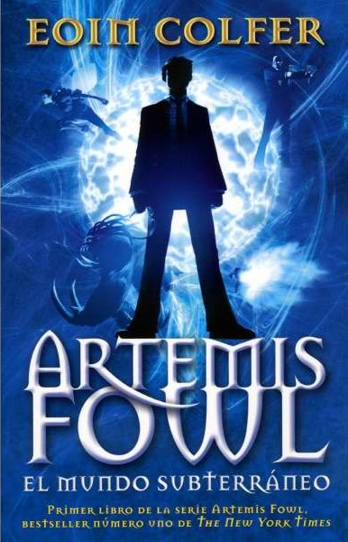 Colfer - Artemis Fowl