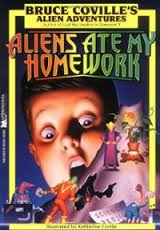 Coville - Aliens Ate My Homework