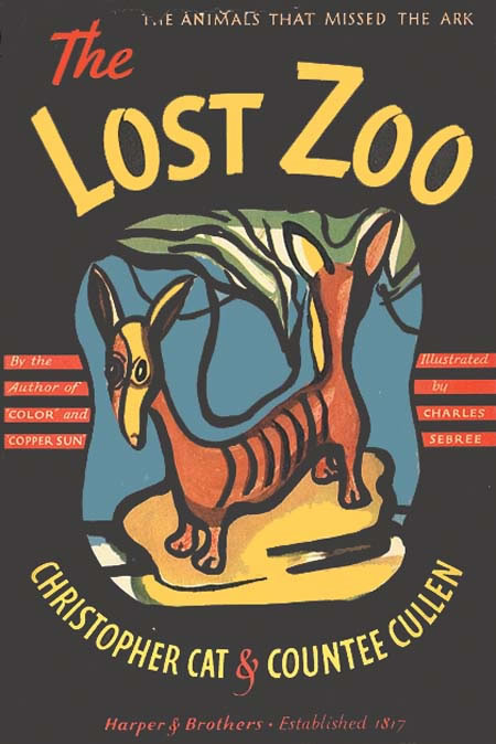 Cullen & Cat - The Lost Zoo