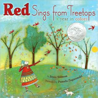 Sidman - Red Sings From Treetops