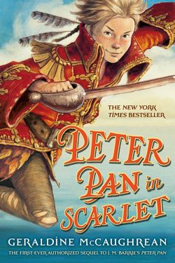 McCaughrean - Peter Pan in Scarlet