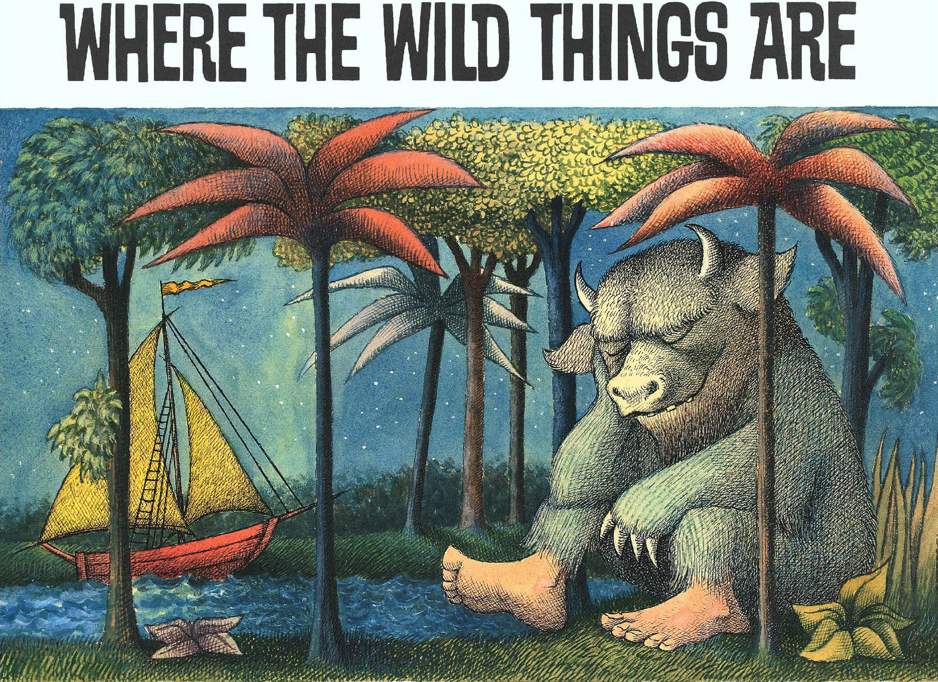 Sendak - Where the Wild Things Are