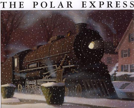 Van Allsburg - Polar Express