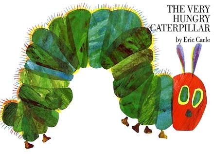 Carle - The Very Hungry Caterpillar