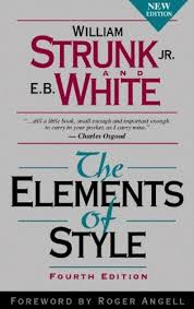 Strunk & White - The Elements of Style