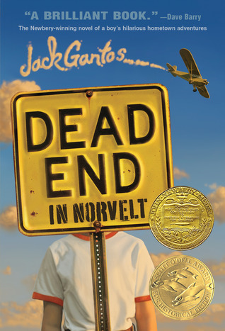 Gantos - Dead End in Norvelt
