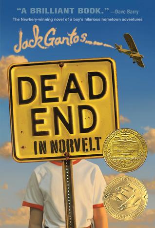 Gantos - Dead End in Norvelt