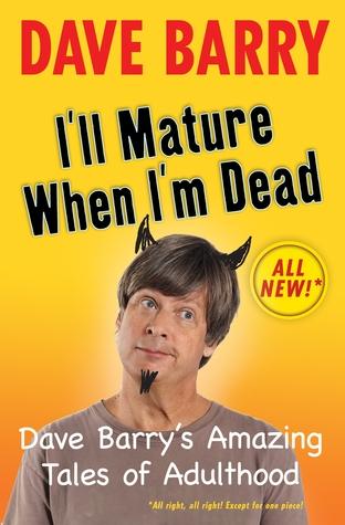 Barry - I'll Mature When I'm Dead