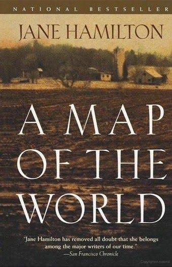 Hamilton - Map of the World
