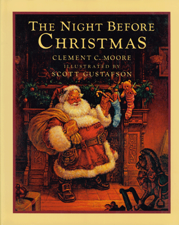Moore - The Night Before Xmas