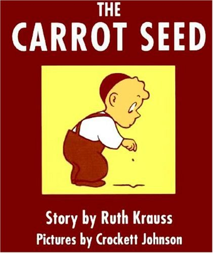 Krauss The Carrot Seed