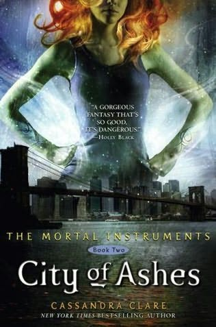 Clare - City of Ashes
