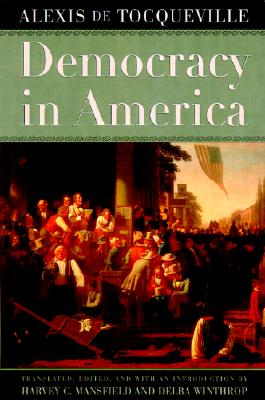 De Tocqueville - Democracy in America