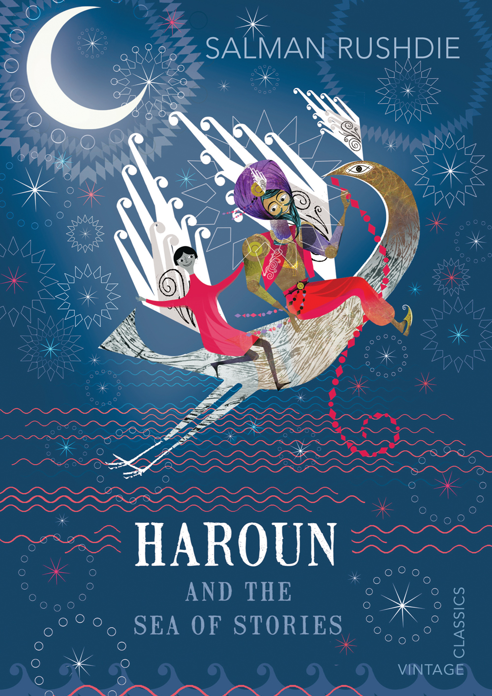 Rushdie - Haroun & The Sea of Stories
